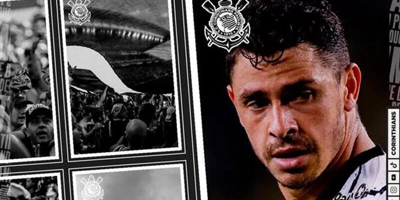 Giuliano Corinthians'la sözleşme imzaladı