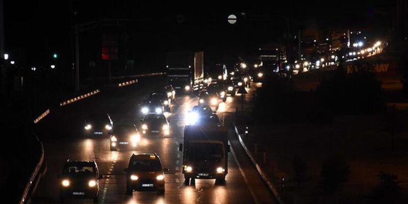 Kırıkkale'de bayram öncesi trafik yoğunluğu başladı