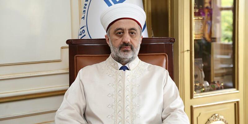 Prof. Dr. Mehmet Emin Maşalı, İstanbul Müftülüğü görevinden ayrıldı