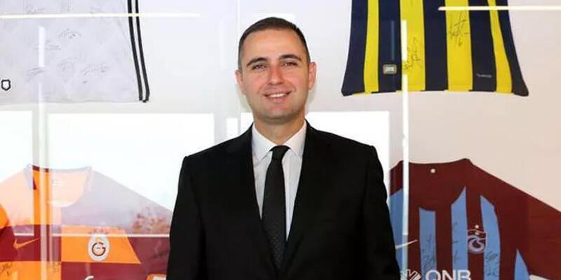 Son dakika... Beşiktaş Futbol AŞ'nin genel müdürü Ceyhun Kazancı oldu