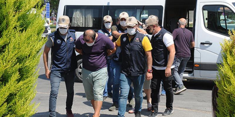 Marmaris'te HDP binasına ateş açılmasına ilişkin 4 zanlı daha gözaltına alındı