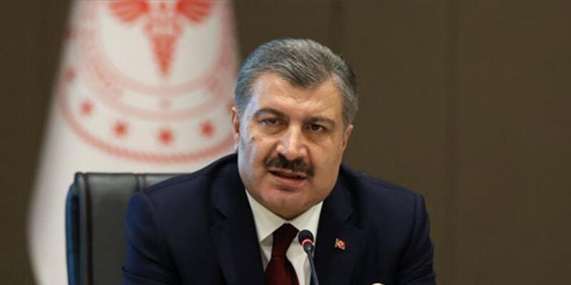 Sağlık Bakanı Koca'dan aşı çağrısı: Bir an evvel olalım