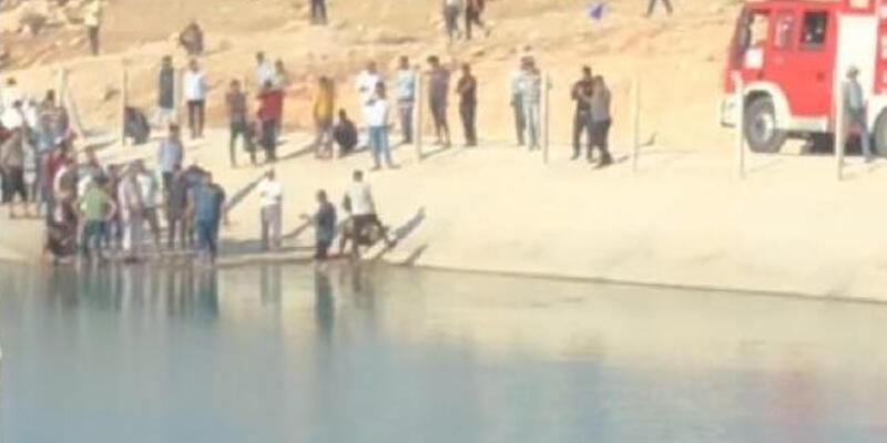 Sulama kanalında boğuldu