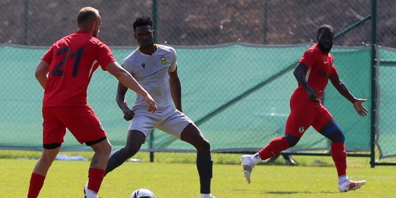 Yeni Malatyaspor'dan Gaziantep'e 5 gol