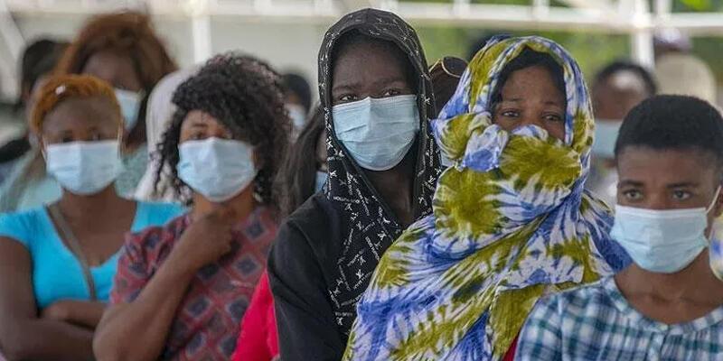 Afrika'da Kovid-19 vaka sayısı 6 milyon 291 bini aştı