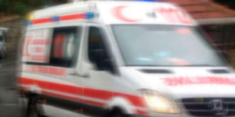 Kahramanmaraş'ta ambulans kaza yaptı: 1 ölü, 5 yaralı