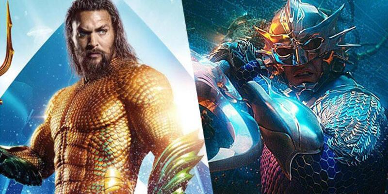 Jason Momoa Aquaman 2 çekimleri için İngiltere'ye gitti