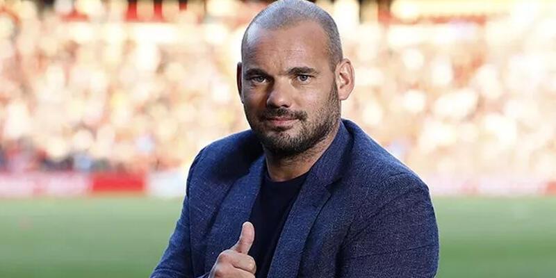 Son dakika... Wesley Sneijder: Galatasarayismine yakışmayan bir görüntü
