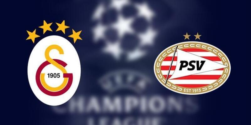 Galatasaray PSV maçı ne zaman, hangi kanalda? Galatasaray PSV rövanş maçı ne zaman? Galatasaray PSV bilgileri!