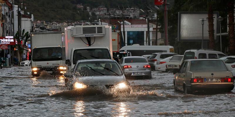 Sel ve su baskınlarına dikkat! Meteoroloji tarih verip uyardı