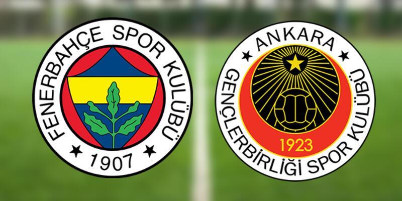 Fenerbahçe Gençlerbirliği maçı canlı yayın hangi kanalda, hazırlık maçı ne zaman, saat kaçta?