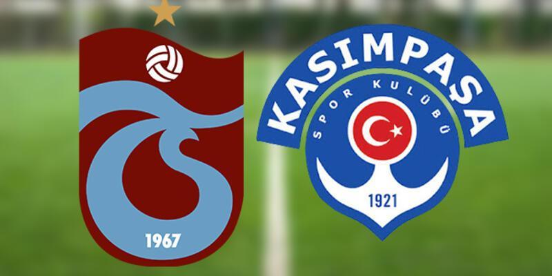 Trabzonspor Kasımpaşa hazırlık maçı canlı yayın hangi kanalda, ne zaman, saat kaçta?