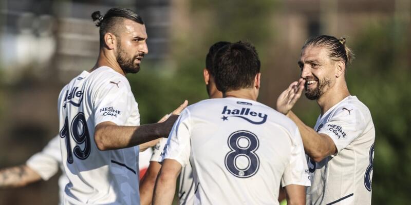Gençlerbirliği 0-4 Fenerbahçe MAÇ ÖZETİ