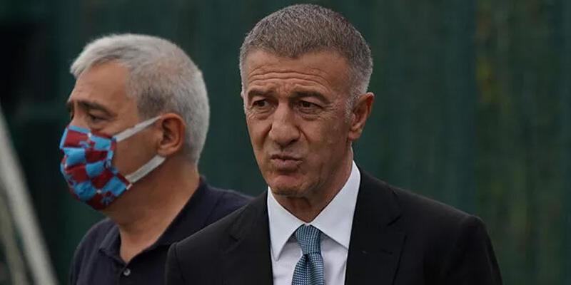 Ahmet Ağaoğlu'ndan transfer açıklaması