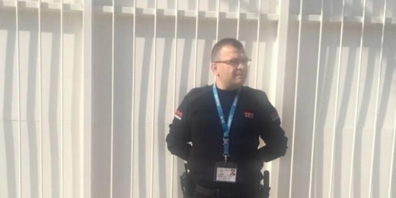 Büyükelçilikte casusluk krizi: İşin içinden güvenlikçi çıktı