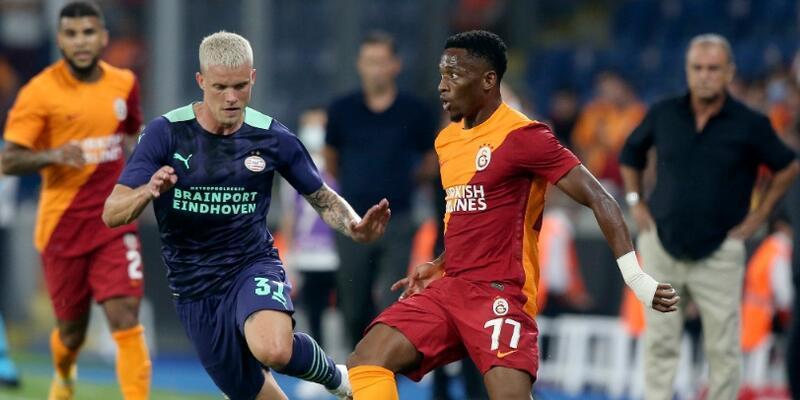 Galatasaray ikinci maçta da PSV'ye yenildi