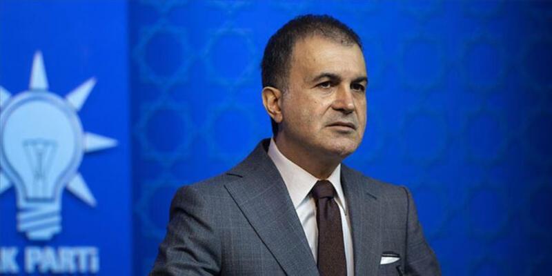 AK Parti Sözcüsü Çelik'ten orman yangınlarıyla ilgili açıklama