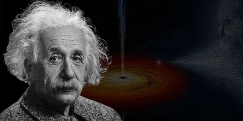 Bilim insanlarından ilk! Einstein'ın kuramı doğrulandı