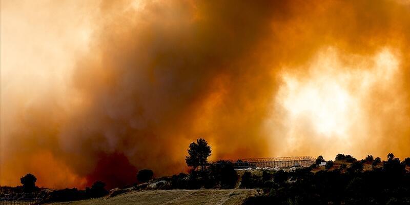 Yangından etkilenen 4 il için 10 milyon TL kaynak aktarıldı