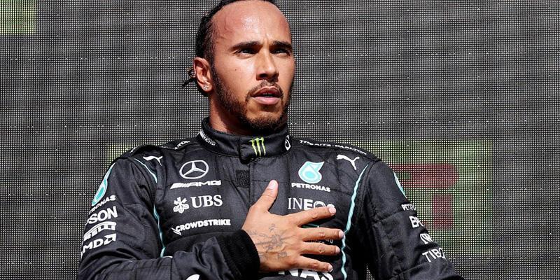 Orman yangınlarının ardından Lewis Hamilton'dan Türkiye'ye destek paylaşımı