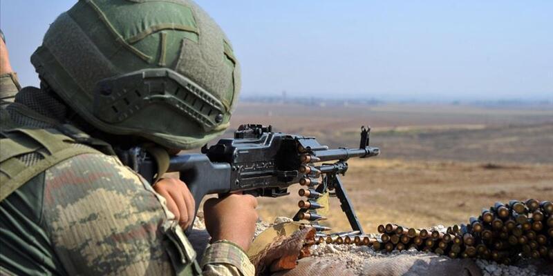 Fırat Kalkanı bölgesine saldırı hazırlığındaki 2 terörist etkisiz hale getirildi
