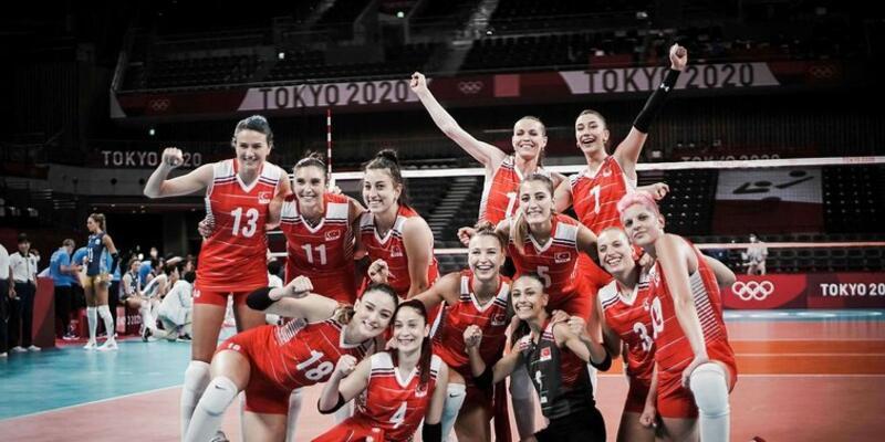 Türkiye Rusya voleybol maçı sonucu: Filenin Sultanları çeyrek finalde hangi takımla yarışacak? Sırbistan mı, Güney Kore mi?
