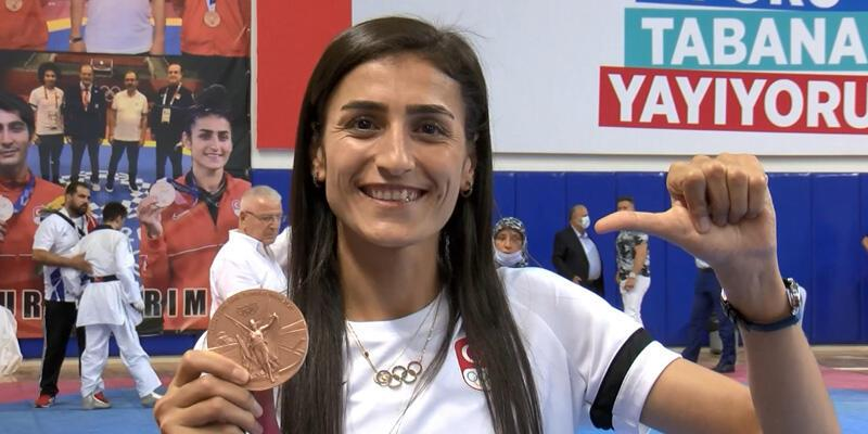 Son dakika... Hatice Kübra İlgün: 2024 Paris Olimpiyatları'nda altın alacağım