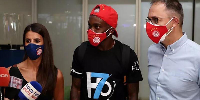 Son dakika transfer haberleri: Henry Onyekuru Olympiakos'ta!