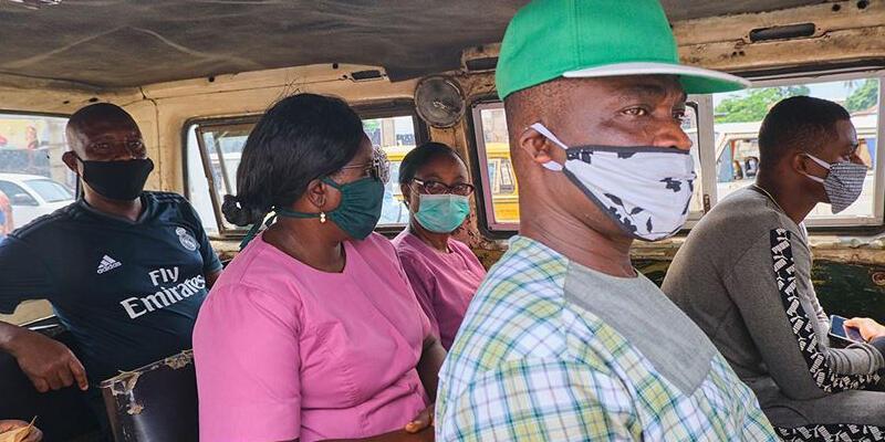 Nijerya'ya, Kovid-19'a karşı ABD'de geliştirilen Moderna aşısından 4 milyon doz ulaştı