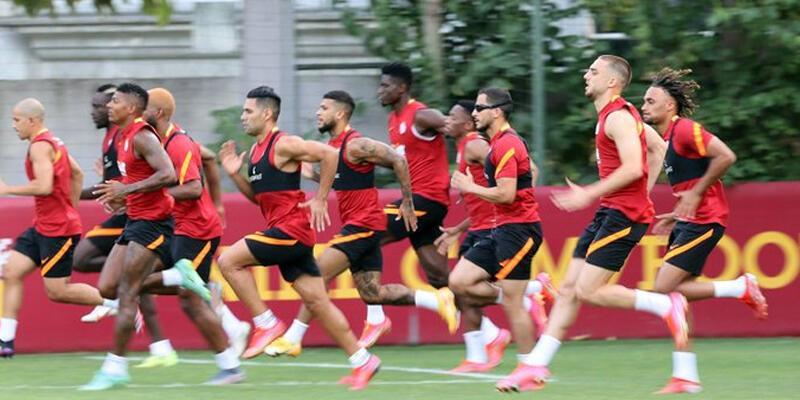 Son dakika... Galatasaray'ın St. Johnstone maçı kadrosu belli oldu