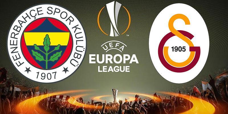 Son dakika... Fenerbahçe ve Galatasaray'ın UEFA Avrupa Ligi'ndeki rakipleri belli oldu!