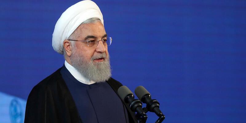 """İran Cumhurbaşkanı Ruhani: """"Aşırıcılıkla bir yere varamayız"""""""