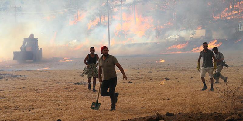 OGM: 145 yangın kontrol altına alındı, 9'u devam ediyor