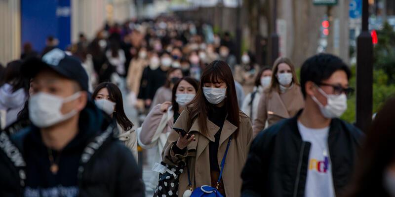 Japonya'da uzmanlardan COVID-19'a karşı ülke geneli için olağanüstü hal çağrısı
