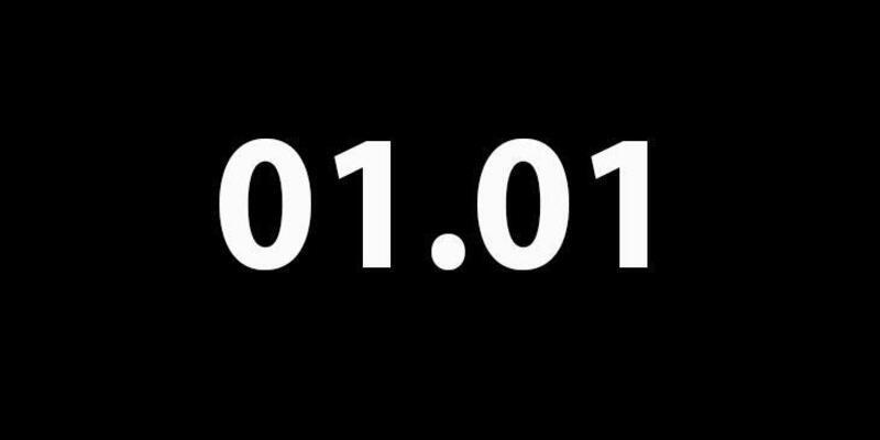 01.01 Saat Anlamı Nedir? 01.01 Çift Saatlerin Anlamı Nasıl Yorumlanır?