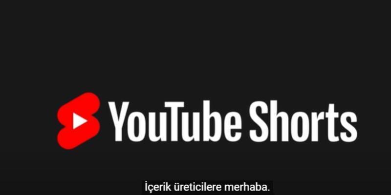 Youtube Shorts nedir, para kazanma şartları nelerdir? Aylık 10 bin dolara kadar ödeme yapılacak!