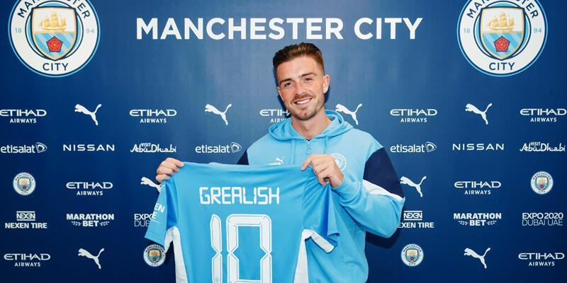 Son dakika... Manchester City Jack Grealish'i transfer etti