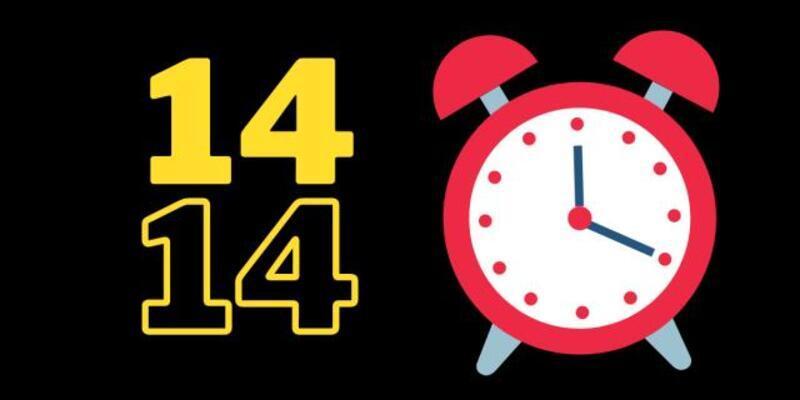 14.14 Saat Anlamı Nedir? 14.14 Çift Saatlerin Anlamı Nasıl Yorumlanır?