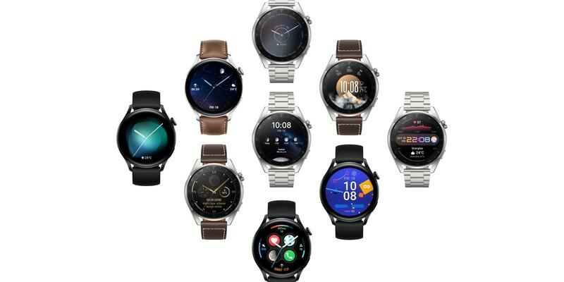 Harmony OS ve eSIM desteğine sahip akıllı saat