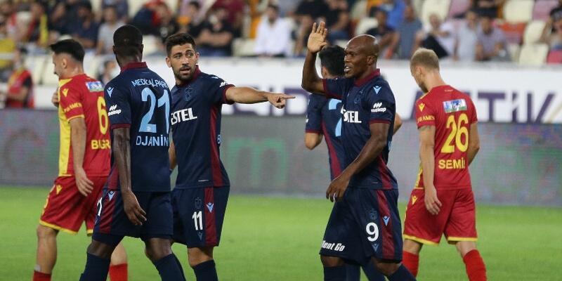 Trabzonspor'dan 5 gollü başlangıç