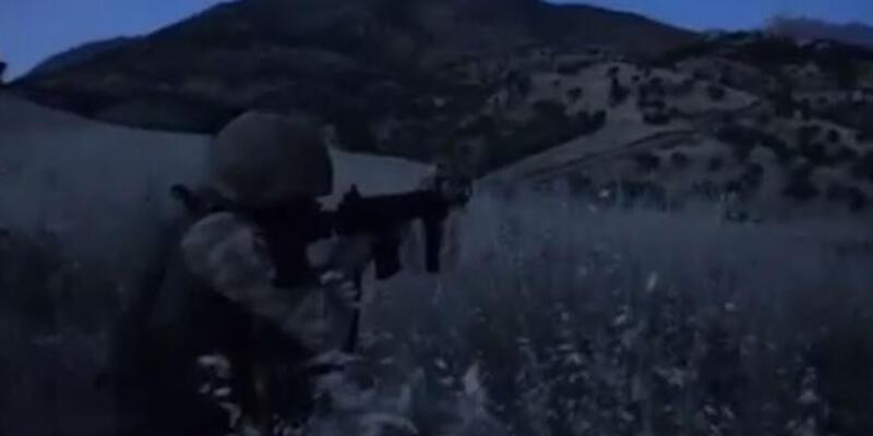 MSB: Irak'ın kuzeyinde 8 terörist etkisiz hale getirildi