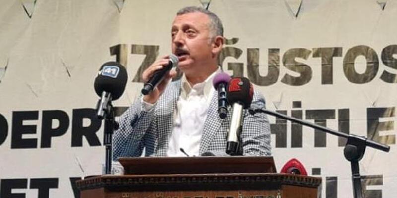 Kocaeli Büyükşehir Belediye Başkanı Büyükakın: 24 bin tane konut risk taşıyor
