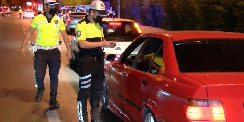 İstanbul'da trafik denetimi! Sürücülere ceza yağdı