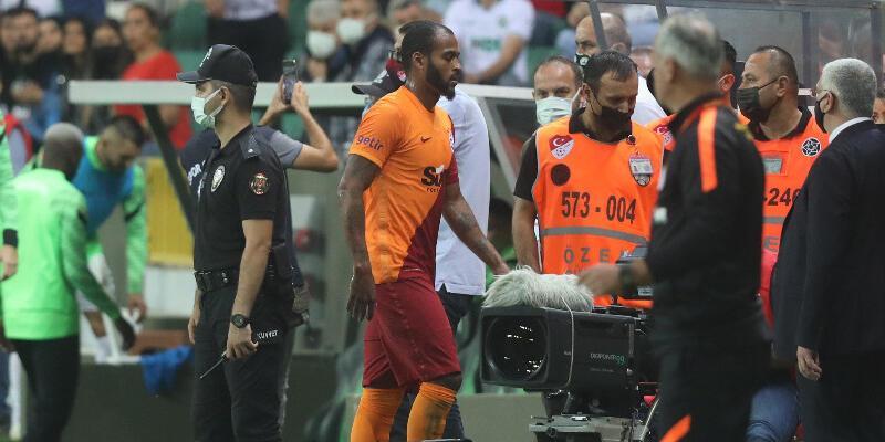 Son dakika... Galatasaray Kulübü'nden Marcao açıklaması