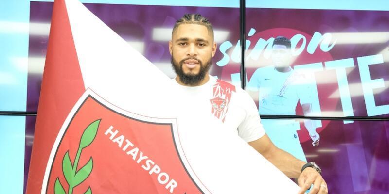 Simon Falette Hatayspor'da
