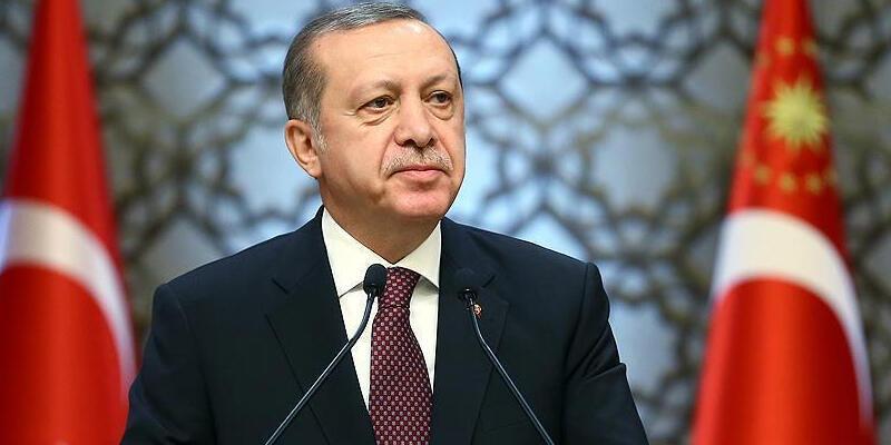 Cumhurbaşkanı Erdoğan, Sierra Leone Cumhurbaşkanı Bio ile bir araya geldi