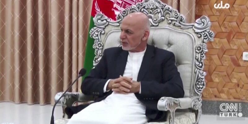Afganistan Cumhurbaşkanı Gani nasıl kaçtı?
