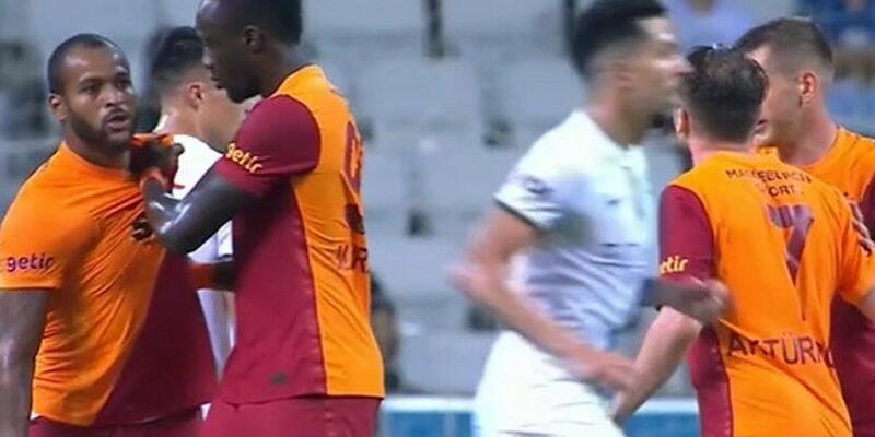 Galatasaray'dan Marcao kararı