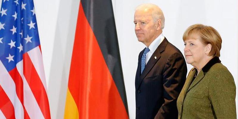 Merkel ve Biden'dan Afganistan görüşmesi