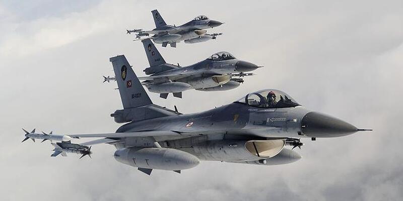 SON DAKİKA: Sincar'da 10 PKK'lı terörist hava harekatıyla etkisiz hale getirildi